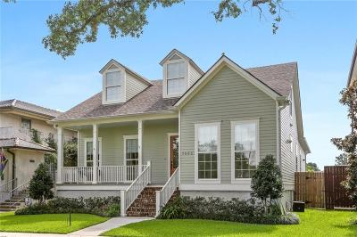 Single Family Home For Sale: 7005 General Haig Street