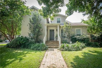 Single Family Home For Sale: 6504 General Diaz Street