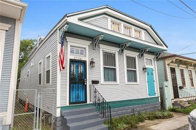 Single Family Home For Sale: 2726 St Ann Street