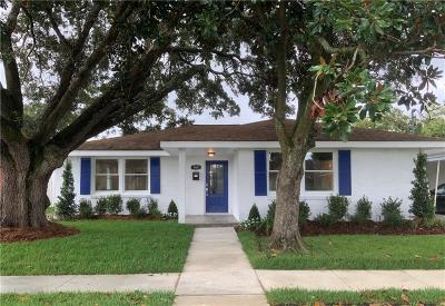 River Ridge, Harahan Single Family Home For Sale: 165 Hibiscus Place