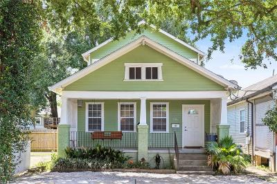 Single Family Home For Sale: 7316 Green Street
