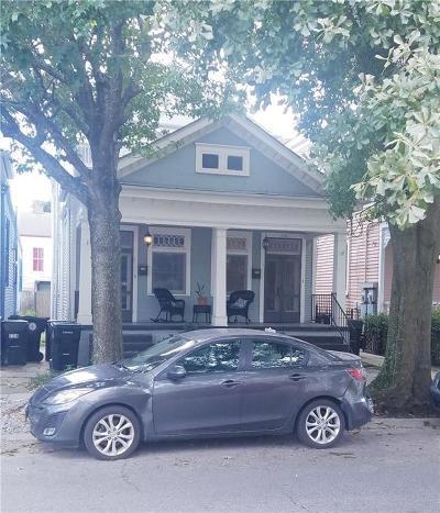 Jefferson Parish, Orleans Parish Multi Family Home For Sale: 128-130 S Scott Street