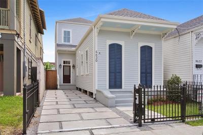 Single Family Home For Sale: 4630 Laurel Street