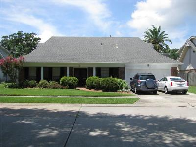 Single Family Home For Sale: 4604 Burke Drive