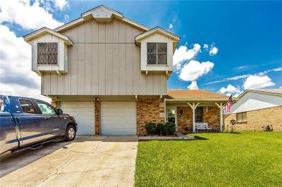 Single Family Home For Sale: 2339 Holiday Drive