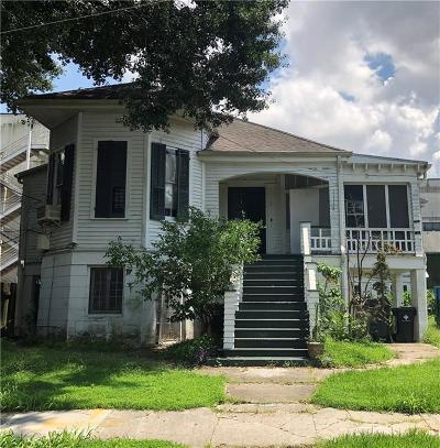 Single Family Home For Sale: 511 Lowerline Street