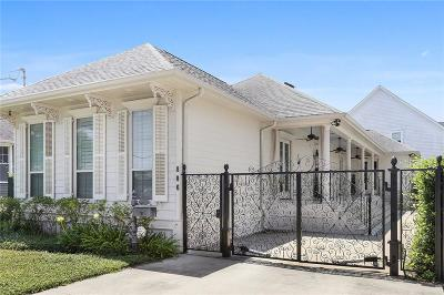 Single Family Home For Sale: 806 French Street
