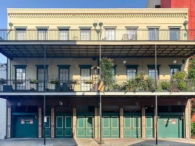 Jefferson Parish, Orleans Parish Multi Family Home For Sale: 633 Tchoupitoulas Street #7