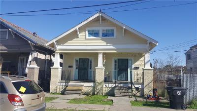 Jefferson Parish, Orleans Parish Multi Family Home For Sale: 1313 France Street