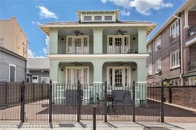 Jefferson Parish, Orleans Parish Multi Family Home For Sale: 922 Dauphine Street #922