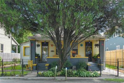 Jefferson Parish, Orleans Parish Multi Family Home For Sale: 7717 Benjamin Street