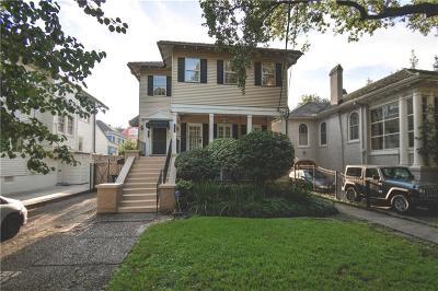 Jefferson Parish, Orleans Parish Multi Family Home For Sale: 2116 State Street #2116