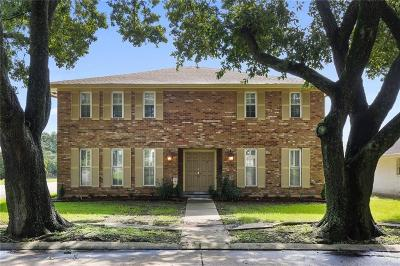 Single Family Home For Sale: 4835 Bancroft Drive
