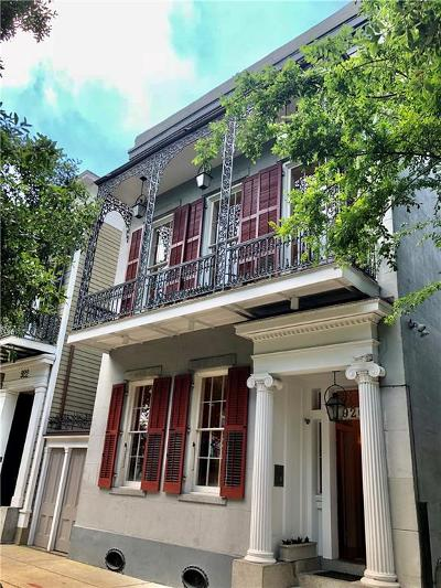 French Quarter Multi Family Home For Sale: 926 Esplanade Avenue