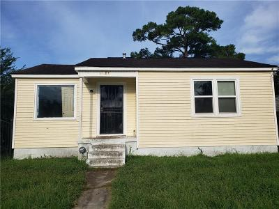 Single Family Home For Sale: 4755 Werner Drive
