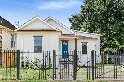 Single Family Home For Sale: 2445 Athis Street