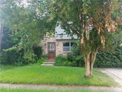 Single Family Home For Sale: 2517 Elizabeth Street