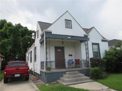 Single Family Home For Sale: 1920 Brutus Street