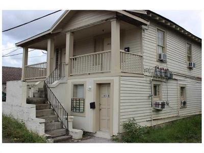 Jefferson Parish, Orleans Parish Multi Family Home For Sale: 4411 Washington Avenue