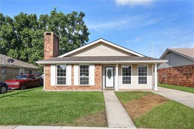 Single Family Home For Sale: 5020 Corrine Street