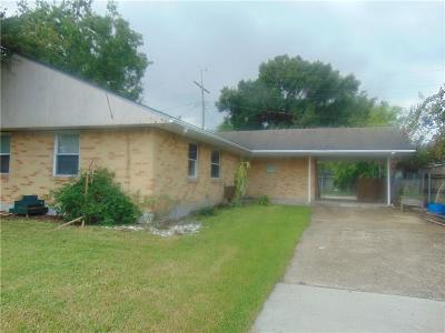 Single Family Home For Sale: 2536 Missouri Street
