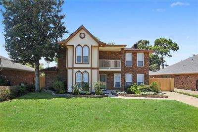 Single Family Home For Sale: 5316 Shamrops Drive
