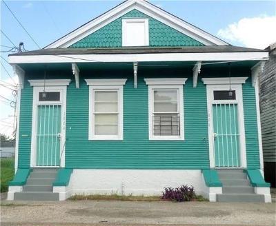 Jefferson Parish, Orleans Parish Multi Family Home For Sale: 1804 Allen Street
