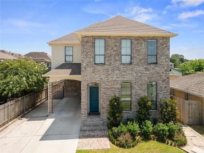 Metairie Single Family Home For Sale: 1445 Chickasaw Avenue