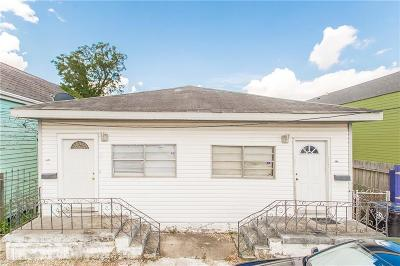Jefferson Parish, Orleans Parish Multi Family Home For Sale: 1326-28 Arts Street