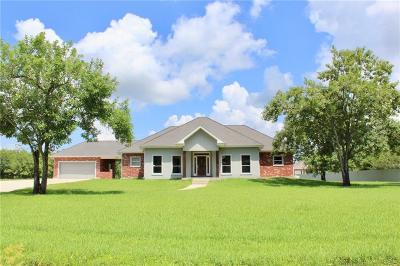 Single Family Home For Sale: 7892 Barataria Boulevard