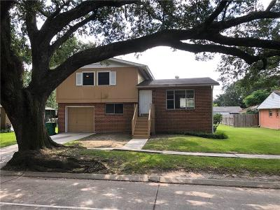 Single Family Home For Sale: 316 Airline Park Boulevard