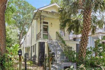Multi Family Home For Sale: 813 Marengo Street