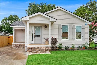 Metairie Single Family Home For Sale: 533 Orion Avenue