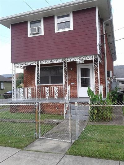 Single Family Home For Sale: 2400 Annette Street