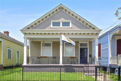 Single Family Home For Sale: 5231 Laurel Street