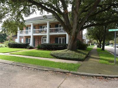 Metairie Single Family Home For Sale: 5920 Cleveland Place