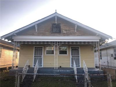 Jefferson Parish, Orleans Parish Multi Family Home For Sale: 3512 Gibson Street