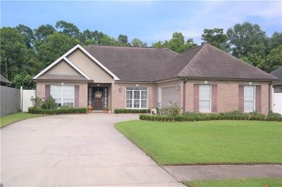 Single Family Home For Sale: 4849 Mill Grove Lane