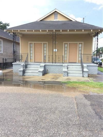 Jefferson Parish, Orleans Parish Multi Family Home For Sale: 2238 Painters Street