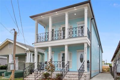 Jefferson Parish, Orleans Parish Multi Family Home For Sale: 1615 N Galvez Street
