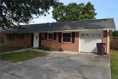 Single Family Home For Sale: 512 E Louisiana State Drive