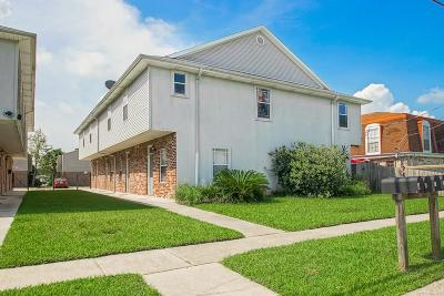 Jefferson Parish, Orleans Parish Multi Family Home For Sale: 1613 42nd Street #D