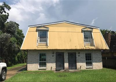 Jefferson Parish, Orleans Parish Multi Family Home For Sale: 1860 Farragut Street