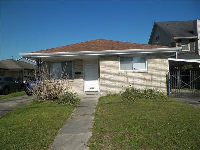 Jefferson Parish, Orleans Parish Multi Family Home For Sale: 6720 Pontchartrain Boulevard