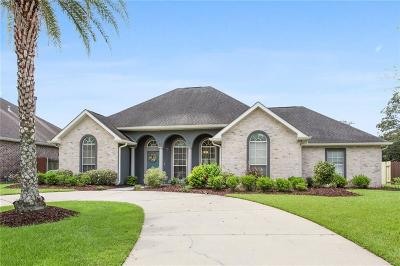Destrehan, St. Rose Single Family Home For Sale: 211 Riverwood Drive