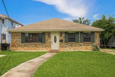 Jefferson Parish, Orleans Parish Multi Family Home For Sale: 4659 Dart Street