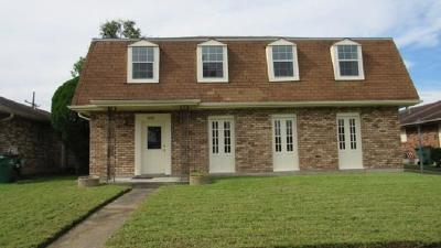 Single Family Home For Sale: 2256 Hampton Drive
