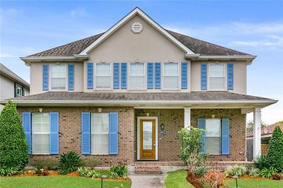 Single Family Home For Sale: 6021 General Haig Street