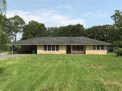 Single Family Home For Sale: 5170 Crown Point Drive