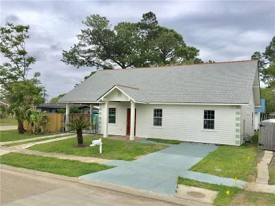 Single Family Home For Sale: 1815 Cooper Road